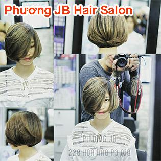 Trọn Gói Uốn Hoặc Duỗi, Tặng Nhuộm Màu Tóc Chuyên Nghiệp Độc Quyền Tại Hair Salon Phương JB