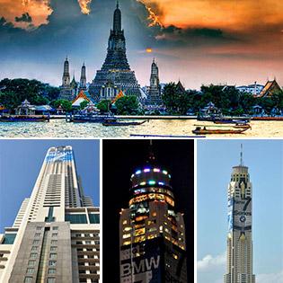 Tour Thái Lan Hè 2018 5N4Đ – Khám Phá Bangkok – Pattaya Đảo Coral – Tặng Buffet 86 Tầng – Acaza Show – Trại Cọp Siracha – Đồi Vọng Cảnh Phra Tamak