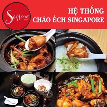 Combo 2 Phần Cháo Ếch Singapore Kèm Đồ Uống Cho 2 Người - Cháo Ếch Sentosa
