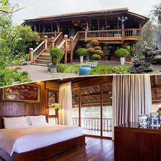 Saigon Riverside Retreat – Phòng Sun Suite 2N1Đ – Miễn Phí kayaking trên sông – Đạp Xe Câu Cá