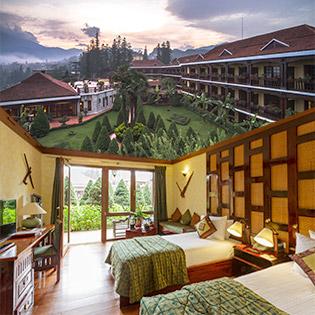 Victoria Sapa Resort 4* 2N1Đ Phòng Superior - Trải Nghiệm Nghỉ Dưỡng Đẳng Cấp Nhất Tây Bắc