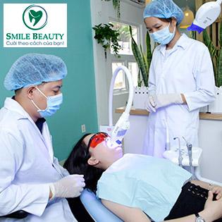Viện Nha Khoa Smile Beauty 5*- Cạo Vôi/ Trám Răng/ Tẩy Trắng Răng 100% Của Đức