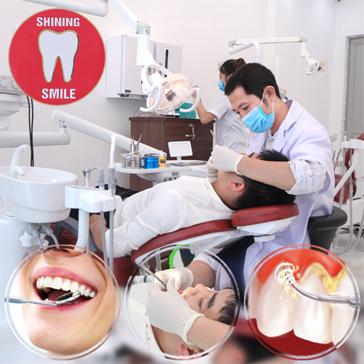 Lấy Cao Răng + Đánh Bóng Răng Và Tư Vấn Vệ Sinh Răng Miệng Tại Nha Khoa Shining Smile