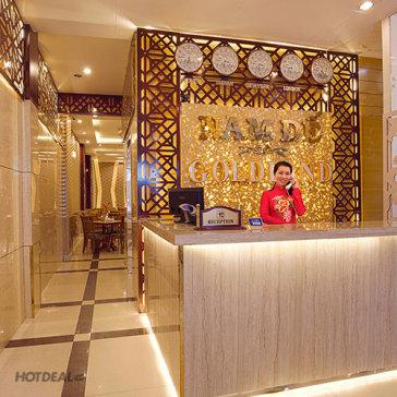 GoldLand Hotel 3* (Nam Đế) Hồ Chí Minh 2N1Đ - Phòng Superior Double/ Twin - Gồm Ăn Sáng - Không Phụ Thu Cuối Tuần