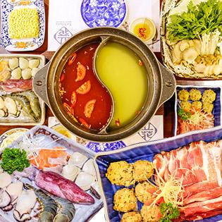 Set Lẩu Miso Gà Viên & Hàu, Hải Sản Dành Cho 2 Người Tại Tachibana