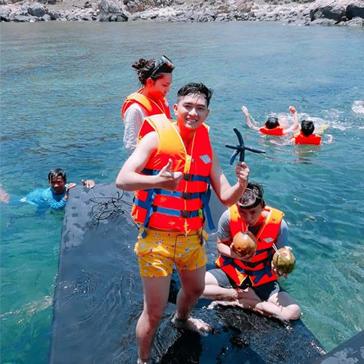 Tour Quy Nhơn 1 Ngày: Khám Phá Bãi Tắm Kỳ Co - Bãi San Hô Hòn Dứa - Khởi Hành Hàng Ngày