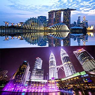 Tour Singapore – Malaysia 4N3Đ KS 3,4* – Khám Phá Garden By The Bay – Công Viên Sư Tử –  Kualalumpur Cao Nguyên Genting – Gồm 20kg Hành Lý – Thứ 7 Hàng Tuần