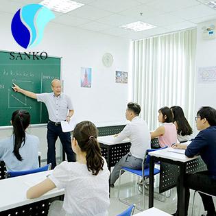 12 Buổi Học Tiếng Nhật Tại Trường Nhật Ngữ Sanko Việt Nam