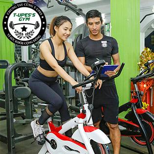 Trọn Gói 01 Tháng Tập Gym, Kick Boxing Không Giới Hạn Thời Gian - T-UPES Gym & Fitness