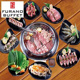 Buffet Tối/ Trưa Nướng, Lẩu Bò Mỹ Cao Cấp Và Hải Sản Không Giới Hạn - Miễn Phí Buffet Line Dimsum & Tráng Miệng Tại Nhà Hàng Furano Sushi