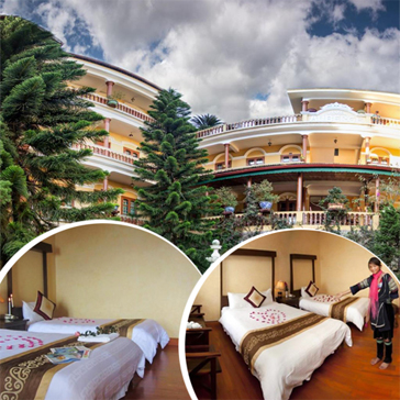 Khách Sạn Auberge Dang Trung Hotel Sapa 2N1Đ – Phòng Superior Dành Cho 2 Khách