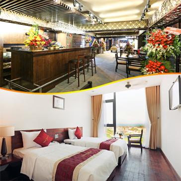 Khách Sạn White Sand II 3* 2N1Đ, Ăn Sáng Buffet, Hồ Bơi - Cho 02 Khách