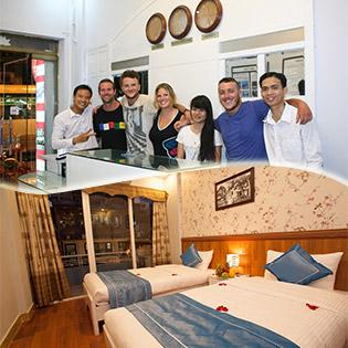 Khách Sạn Hanoi Brother Inn 3* 2N1Đ Phòng Superior Bao Gồm Ăn Sáng Dành Cho 2 Người