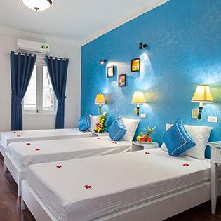 Khách Sạn Hanoi Friends Inn 3* 2N1Đ Phòng Superior Bao Gồm Ăn Sáng Dành Cho 2 Người