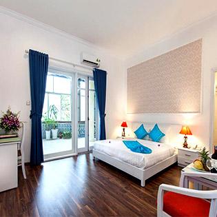 Khách Sạn Hanoi Buddy Inn 3* 2N1Đ Phòng Superior Bao Gồm Ăn Sáng Dành Cho 2 Người