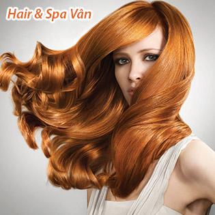 Hair & Spa Vân - 10 Năm Uy Tín, Chất Lượng - Trọn Gói Làm Tóc Cao Cấp - Tặng Hấp Dầu