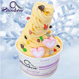 Hệ Thống Rainbow Yogurt - Thưởng Thức Nhiều Vị Yogurt & Topping Tự Chọn - Không Giới Hạn Voucher