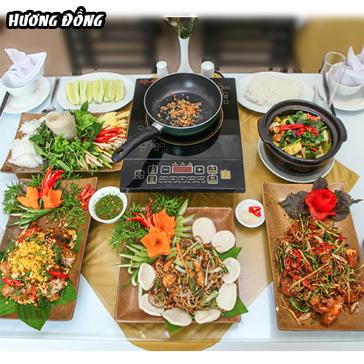 Set Cá Lăng Đủ Món Dành Cho 4-6 Người Tại Nhà Hàng Hương Đồng
