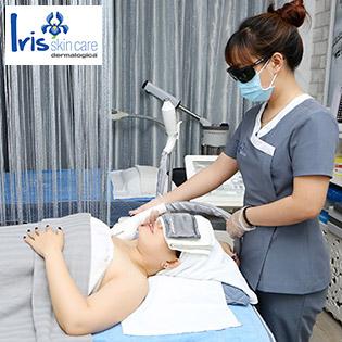 15 Lần Triệt Lông Vĩnh Viễn Công Nghệ IPL - Elight + Trẻ Hóa Da RF Siêu Nhanh - Hiệu Quả - An Toàn Tại Iris Skin Care