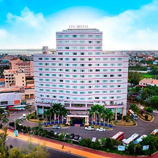 Khách Sạn TTC Premium Phan Thiết 4* + Phòng Superior 2N1Đ Dành Cho 2 Khách -  Bao Gồm Ăn Sáng