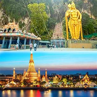 Tour Thái Lan - Campuchia Hè 5N4Đ - Phnompenh – Bangkok – Pattaya - Dịch Vụ Cao Cấp 4 Sao – Tặng 1 Show Alcazar + Buffet Tại Nhà Tỷ Phú Tại Pattaya