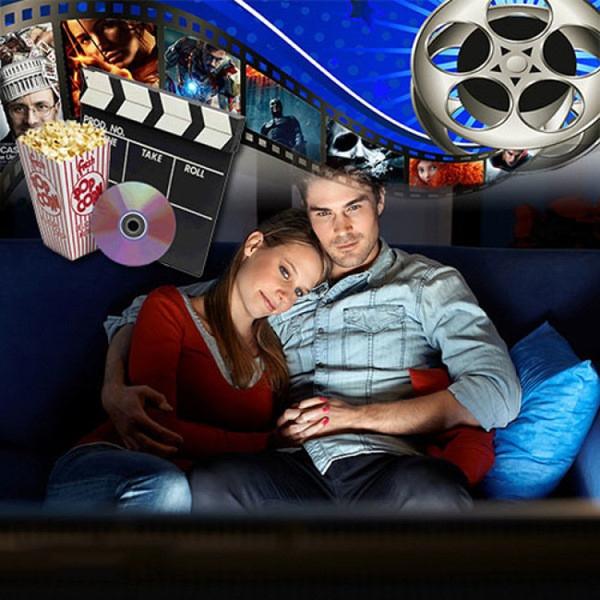 Xem Phim HD, 3D Mới Nhất Phòng Riêng Không Giới Hạn Người Xem Tại Cafe Cinema Rio