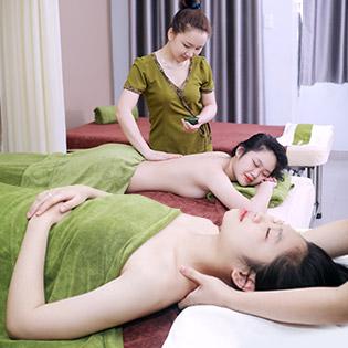 80' Massage Body - Giải Tỏa Ngay Căng Thẳng, Mệt Mỏi Trong Một Liệu Trình Duy Nhất Tại Nàng Spa & Academy