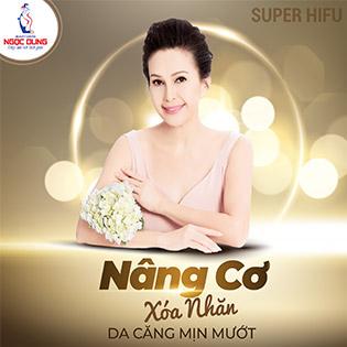 Hệ Thống Ngọc Dung - Top TMV Uy Tín Hàng Đầu Việt Nam - Trẻ Hóa, Căng Mịn Da Công Nghệ Super HIFU