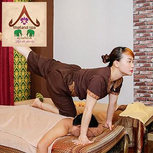 Thailand Spa - Massage Thư Giãn Hoàng Gia Thailand, Số Lượng Có Hạn