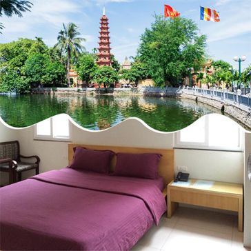 Khách Sạn Phương Anh Hà Nội 3* - 2N1Đ Cho 2 Khách