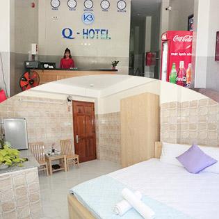 Q Hotel Nha Trang 3* 2N1Đ Phòng Superior Bao Gồm Ăn Sáng Dành Cho 2 Người