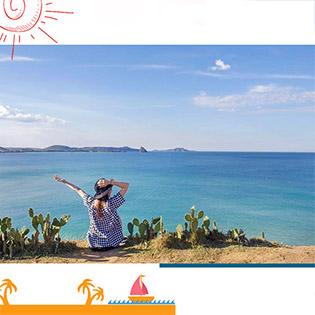 Tour  Điệp Sơn – Phú Yên 3N3Đ -  Khách Sạn 4* - Con Đường Dưới Biển Độc Đáo – Khám Phá Cực Đông Tổ Quốc – Gành Đá Đĩa