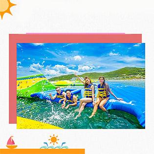 Tour VIP Nha Trang 3N3Đ - Du Ngoạn Vịnh Nha Trang - Bãi Sỏi - Bãi Tranh - Đảo Bồng Nguyên - Đảo Hòn Tre – Bao Gồm Buffet Hải Sản