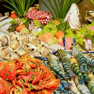 Buffet Tối Tôm Hùm - Hải Sản Thứ 6 Đến Chủ Nhật - Liberty Citypoint 4* Hotel