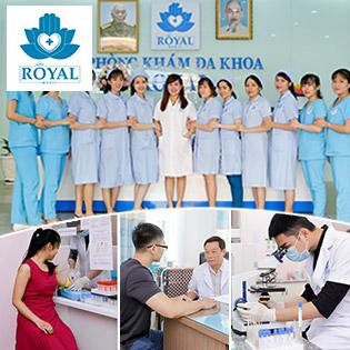 Đa Khoa Royal - Gói Khám Tổng Quát Sức Khỏe Sinh Lý Cho Phụ Nữ Với Bác Sỹ Chuyên Khoa II - Phòng Khám Việt Vì Sức Khoẻ Việt