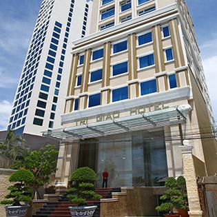 Khách Sạn Tri Giao 4* Nha Trang – Phòng Deluxe Sea View – Không Phụ Thu Cuối Tuần