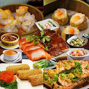 Buffet Trưa/ Tối Dimsum + Hải Sản Đẳng Cấp 5 Sao Tại Renaissance Riverside Hotel Saigon - Gồm Nước Uống