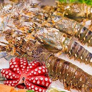 Renaissance Riverside Sài Gòn 5 sao - Buffet Tối Hải Sản Tôm Hùm Tại Nhà Hàng Viet Kitchen