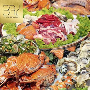 Bay Seafood - Đảo Ngọc Buffet Hải Sản Tươi Ngon Rung Chuyển Cả Hồ Tây
