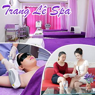 Trang Lê Spa - Triệt Lông Vĩnh Viễn + Trẻ Hóa + Trị Thâm (10 Lần) - BH 05 Năm