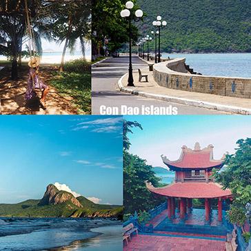 Tour Côn Đảo 2N2Đ – Khởi Hành Hàng Ngày -  Đi Xe, Tàu Cao Tốc Tại Sóc Trăng