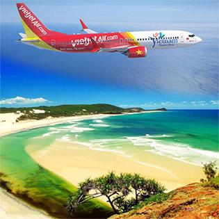 HCM - Phú Quốc - Vinpearl Land - Câu Cá Lặn Ngắm San Hô 3N2Đ + Vé Máy Bay Khứ Hồi, Tặng Câu Mực Đêm - Cho 01 Người