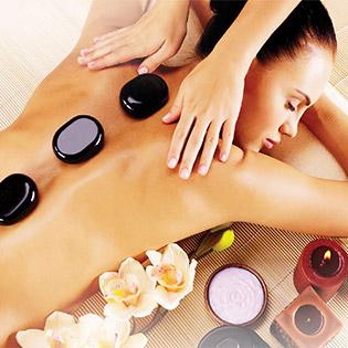 Massage Body Đá Nóng + Foot + Đắp Mặt Nạ Thảo Dược – Ann's Beauty Spa