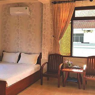Phòng Standard Tại Khách Sạn Delight Mũi Né 2N1Đ Dành Cho 02 Khách