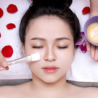 Massage Body Đá Nóng, Tinh Dầu + Tẩy Da Chết Body + Chăm Sóc Da Mặt Tại An An Spa