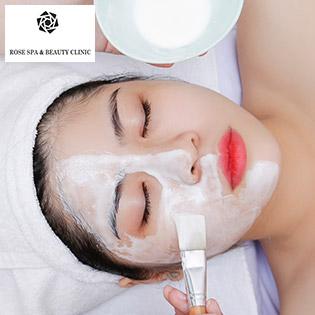Điều Trị Mụn Chuẩn Y Khoa Độc Quyền Dr. Pimple/ Massage Body Bấm Huyệt/ Chạy Vitamin C/ Chạy Collagen Tươi Thụy Sỹ/ Hút Chì Thải Độc Tố Tại Rose Spa & Beauty Clinic