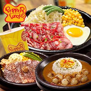Toàn Hệ Thống 10 Chi Nhánh Nhà Hàng Pepper Lunch Bít Tết Nhật Bản Đẳng Cấp Số 1 Châu Á – Chỉ Có Tại Hotdeal