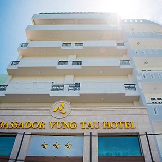 Ambassador Hotel Vũng Tàu 3* - Phòng Superior 2N1Đ - Bao Gồm Ăn Sáng Dành Cho 02 Khách