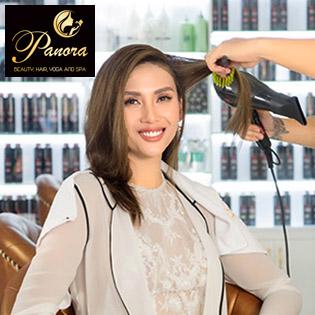 Panora Beauty Salon 5* Trọn Gói Làm Tóc Cao Cấp Với Nhà Tạo Mẫu Tóc Nối Tiếng Sài Gòn