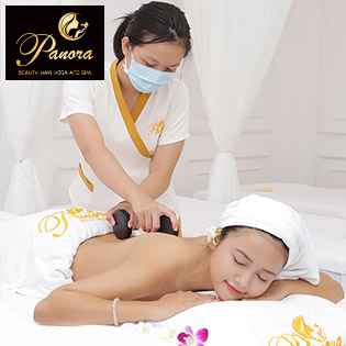 Panora Beauty Center 5* Nổi Tiếng SG Về Massage Body, Foot Đá Nóng, Chăm Sóc Da Mặt